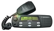 Motorola Cdm 1250 Vhf Mobilein Vehicle Radio 136 174 Mhz 45w Tested New
