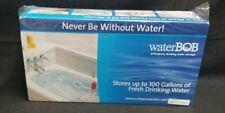 WaterBOB Emergency Drinking Water 100 Gallon Bath Tub Water Storage