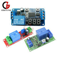 DC 12V NE555 Delay Time Relay Timer Switch Adjustable Digitla LED Display Module