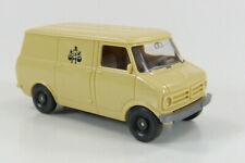 Bedford Blitz Transporter mit Waage-Logo beige Wiking 1:87 H0 ohne OVP [HB13-C4]