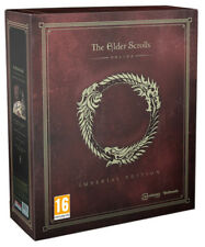 The Elder Scrolls Online Imperial Edition With Molag Bal Statue Steelbook