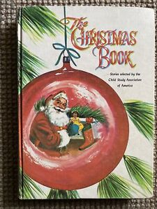 VINTAGE CHRISTMAS BOOK   THE CHRISTMAS BOOK ..PUBLISHED 1954 RETRO MID CENTURY