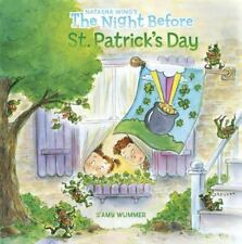 The Night Before St. Patrick's Day (Reading Railroad) by Natasha Wing, Good Book