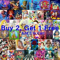 5D DIY Full Drill Diamond Painting Embroidery Cross Stitch Kits Home Decor Arts