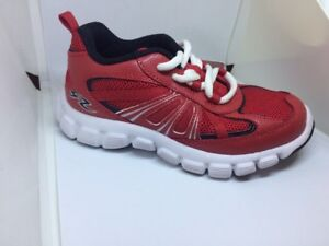 Stride Rite Athletic Sneaker Shoes Size 10 Toddlers Red EUR 27.5 UK 9.5