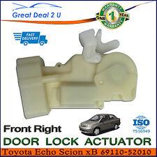 69110-52010 Door Lock Actuator Toyota Echo Scion xB Front Right Side 2000-2005