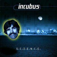 INCUBUS S.C.I.E.N.C.E. CD Science BRAND NEW