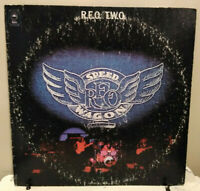 REO Speedwagon, T. W. O., Epic, 1972, AOR, Album, LP, Vinyl, KE31745