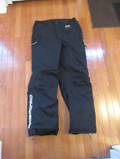 COLDWAVE SNOWBOARD PANTS MENS XL POWER SKIN BLACK