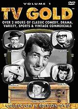 DVD:TV GOLD VOLUME 1 - NEW Region 2 UK