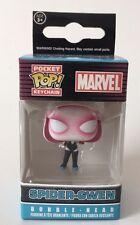 Funko Marvel Spider-Gwen Bobble-Head Pocket Pop Keychain
