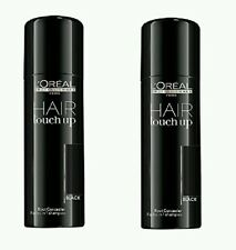 L'Oreal Professionnel Hair Touch Up - Black  2 X 75ml)100ml =16,80€)