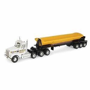 NEW John Deere Big Roads Freightliner Semi w/122SD Side Dump Trailer  LP70552