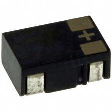 10uF/6.3V Panasonic Low ESR Polymer Capacitor ECGC0JB100R, 7.9x5.3mm, 50pcs