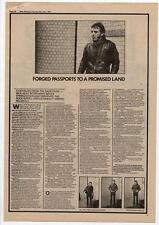 Bruce Springsteen Interview NME Cutting 1981 #2 DEF