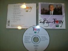 Tony Benett          **SIGNED CD**         The Bravo Card Collection