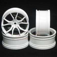 MST FX Wheel Offset +3 White 4pcs 1:10 RC Car Drift On Road #102047W