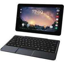 "2017 Laptop 2 in 1 Tablet 11.5"" Screen 32GB Quad-Core Processor Keyboard Black"