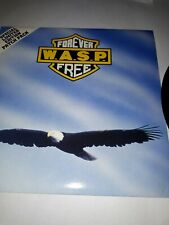 """W.A.S.P. - FOREVER FREE  7"""" 45"""