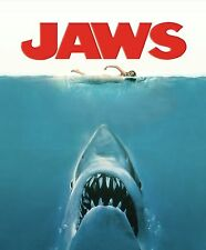 Jaws - Classic Movie Poster 30 in x 22 in - Fast Shipping