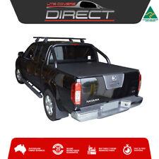 ClipOn Tonneau Cover For Nissan Navara D40 ST-X Dual Cab - 2009 to June 2015