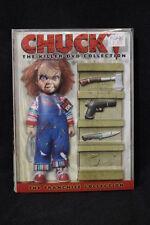 Chucky: The Killer DVD Collection (DVD, 2006, 2-Disc Set) LIKE NEW!