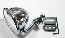 Fiat 500, 600, 850, 1100, Volvo, NSU,  Türklemmspiegel, Chromed Rear View Mirror