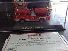 Code 3 FDNY Engine 290 Rapid Water Engine Mack CF