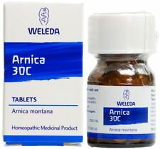 Weleda Arnica 30C Tablets 125 Tablets