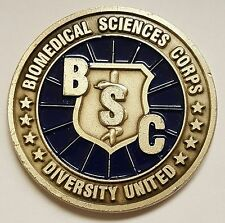 USAF United States Air Force Biomedical Sciences Corps Diversity United