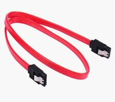 Cable de données SATA - SERIAL ATA Data cable 35 cm SATA I,II,III compatible