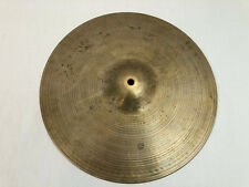 "14"" Zildjian A BOTTOM hi-hat cymbal Avedis Vintage USED"