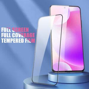 Full Cover 9H film Screen Protector For Xiaomi Redmi 9T K40 Pro Note 10 F3 X3 11