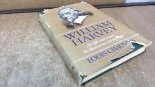 William Harvey, Louis Chauvois, Hutchinson Medical Publications,