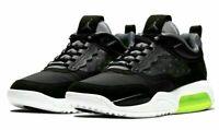 Nike Men's Jordan Max 200 Running Shoes Sz-9.5 Black/Grey-Volt-White CD6105-007