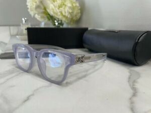 NEW Chrome Hearts CH (Frosted) Cuntvoluted Eyeglasses Non-Prescription
