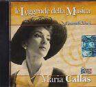 Le Leggende della Musica MARIA CALLAS Grandi Voci