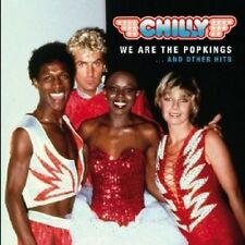 "Chilly ""We are the popkings and other HITS"" CD NUOVO"