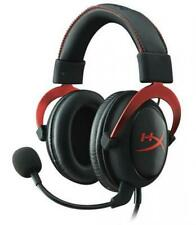 CUFFIE HYPER X Cloud II Gaming Red KHX-HSCP-RD