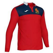 España Rugby - Camiseta Polo Shirt Oficial - Manga Larga - Joma - M L XL XXL