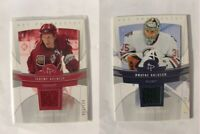 2006-07 Hot Prospects #75 Jeremy Roenick 083/100 purple red hot jersey coyotes