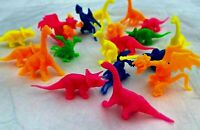 20 Dinosaur Mini Figures Assorted Party Bag Fillers Pinata Favour Kids Toys Gift