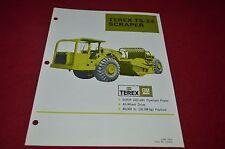 Terex TS-24 Scraper Pan Dealer's Brochure DCPA6 ver7
