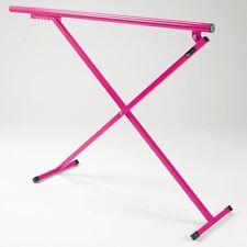 Fuschia Hot Pink Portable Ballet Dance Barre