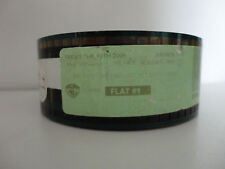 Friday the 13th (2009) 35mm movie trailer  #1 collectible FLAT 1min33secs