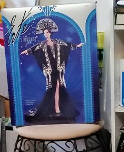 Erte Stardust Barbie Porcelain Limited Edition 2nd in Series