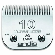 Andis 64071 # 10 UltraEdge Detachable Clipper Blade