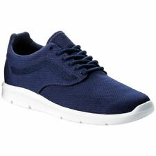 88694f79f7 Vans Iso 1.5 Estate Blue White Mens Mesh Low-top Lace-up Sneakers Trainers