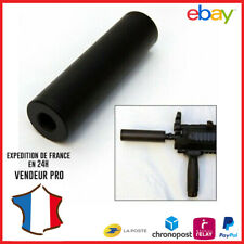 Silencieux Universel Airsoft SWISS ARMS 110x30mm filetage 14mm +/-