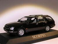 Ford scorpio break , turnier , kombi de 1995  au 1/43 de Minichamps